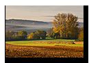 Matin d'automne dans le pays de Hanau