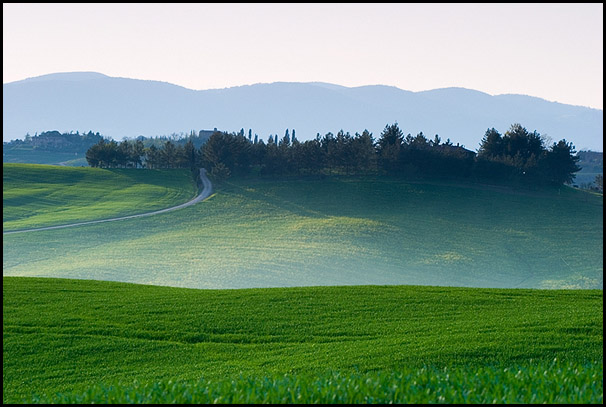 Crete Senesi, Tuscany, Italy, Rgion des Crete, Toscane, Italie