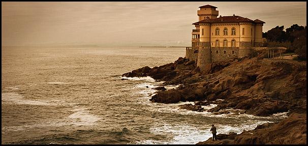 Castello del Boccale, Livorno, Tuscany, Italy