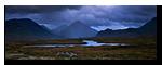 Cuillin Hills, Loch Caol, Sligachan, Isle of Skye, Scotland