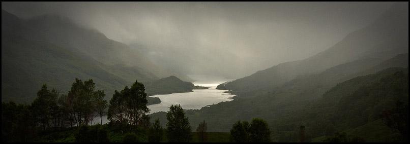 Loch Leven, Kinlochleven, Lochaber, Scotland