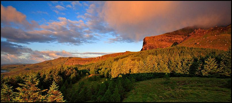Sunrise, Storr, Isle of Skye, Scotland