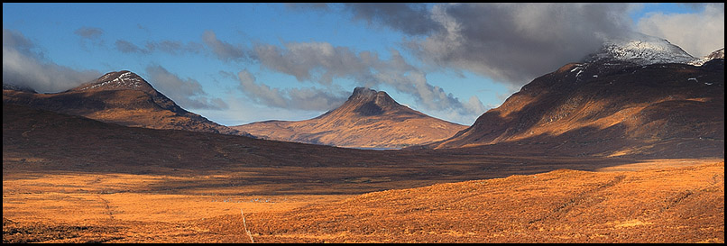 Stac Pollaidh, Inverpolly, Highlands, Scotland