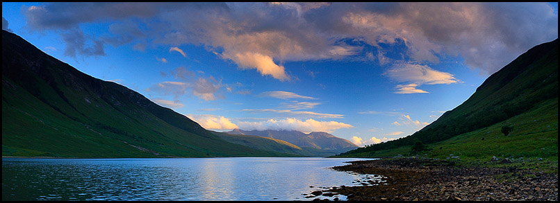 Loch Etive, Kinlochetive, Lochaber, Scotland