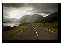 Road, Loch Creran, Argyll & Bute, Scotland