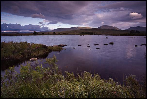Rannoch Moor, Lochaber, Scotland