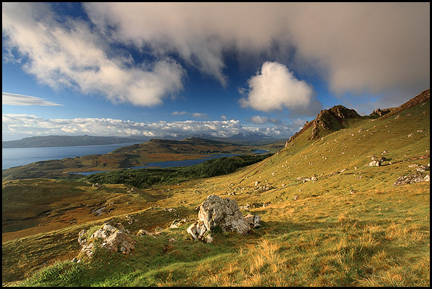 Sound of Raasay, Isle of Skye, Scotland