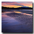 Plage Balnakeil au crepuscule, Durness, Sutherland, Highlands, Scotland