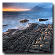 Sunset, Loch Scavaig, Cuillin Hills, Elgol, Isle of Skye, Scotland
