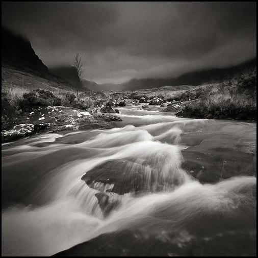 Russel River, Applecross, Highlands, Scotland