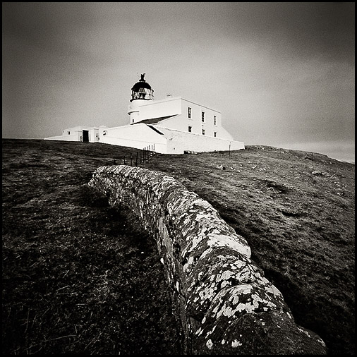 Point of Stoer lighthouse, North West Sutherland, Highlands, Scotland