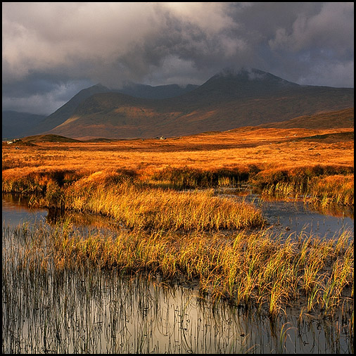 Black Mount, Rannoch Moor, Highlands, Scotland