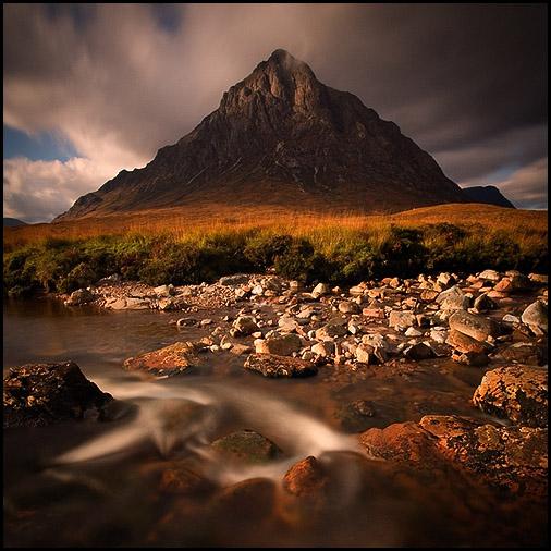 Buachaille Etive Mor, Glen Etive, Rannoch Moor, Scotland