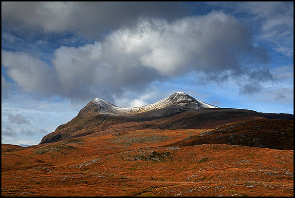 Cul Mor Moutain, Elphin, Highlands, Scotland