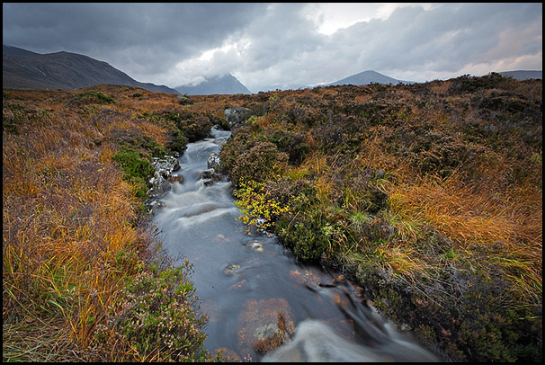 Rannoch Moor, Lochaber, Highlands, Scotland