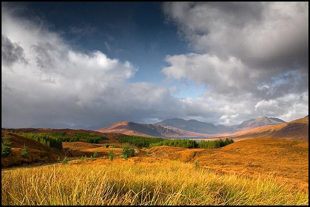Loch Loyne, Highlands, Scotland