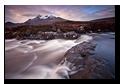 Riviere Sligachan, Sgurr Nan Gillean, Isle Of Skye, Scotland