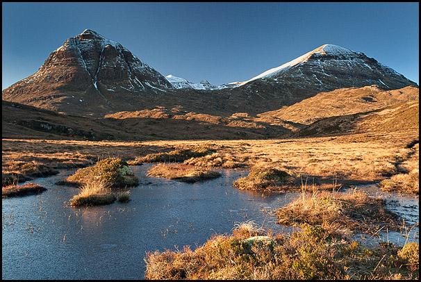 Quinag, Unapool, Sutherland, Highlands, Scotland