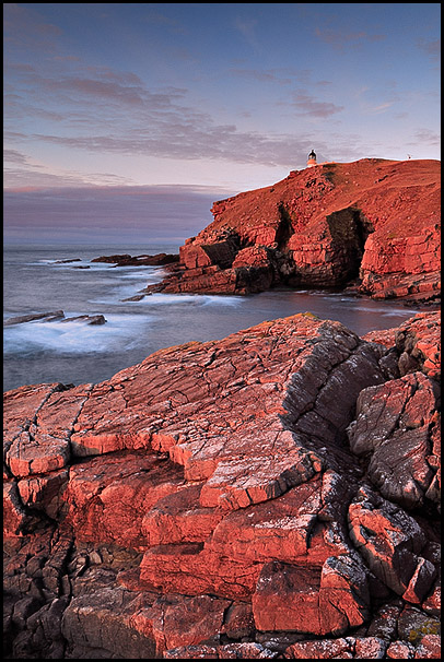 Stoer Lighthouse, Sutherland, Highlands, Scotland
