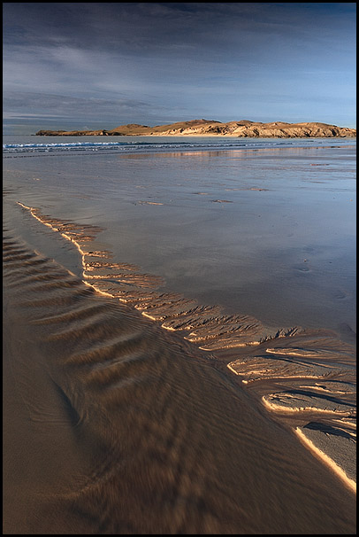Plage Balnakeil et Faraid Head, Durness, Sutherland, Highlands, Scotland
