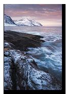 Okshornan, Senja, Troms, Norway