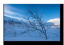 Mefjordvatnan, Senja, Troms, Norvège