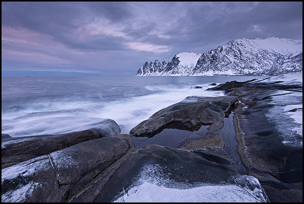 The Devil's Jaw, Senja, Troms, Norway