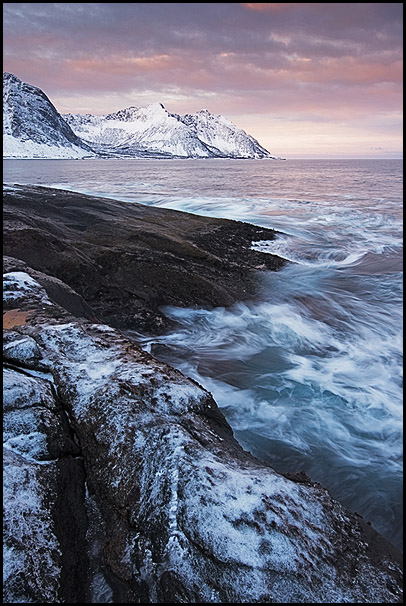 Okshornan, Senja, Troms, Norway