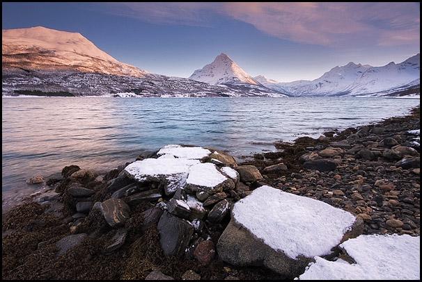 Straumbotn, Andørja, Ibestad, Troms, Norvège