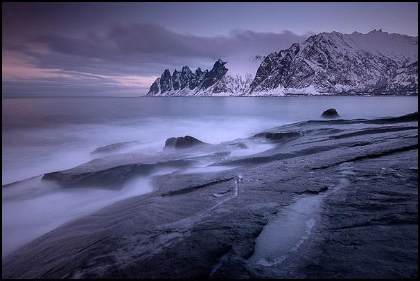 The Devil's Jaw, Senja, troms, Norway